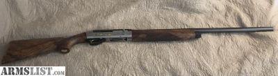 For Sale: Benelli Executive grade III 12 gauge semi automatic collectable shotgun