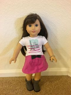 American Girl Grace . Xposted. Pick up in the meadows.