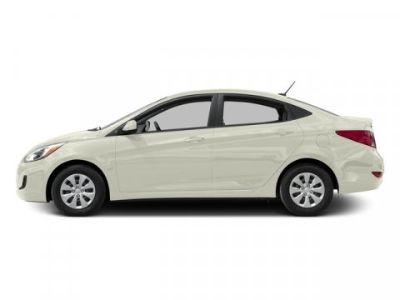 2017 Hyundai Accent GLS (Century White)