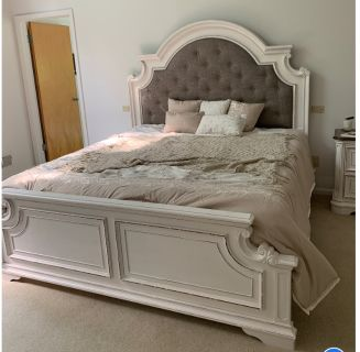 Brand New King Size Bed Set