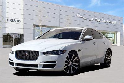 2018 Jaguar XE (White)