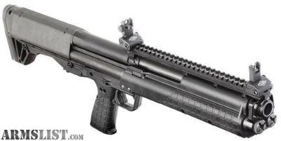 """For Sale: Kel-Tec KSG KSG Pump 12 ga 18.5"""" 2.75"""" Black Synthetic Black Finish"""