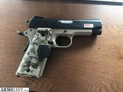 For Sale: Kimber Pro Covert 2 1911 .45
