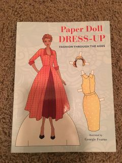 New Paper Doll Dress Up