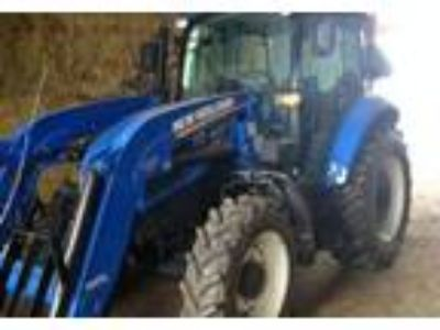 2015 New Holland T4.85-Loader-Tractor Agriculture in Chippewa Falls, WI