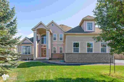 11137 Bluff Creek Circle Anchorage Four BR, Stunning Discovery