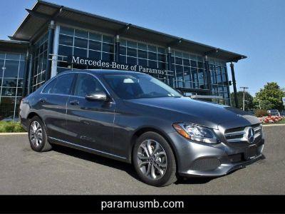 2017 Mercedes-Benz C-Class (Selenite Grey Metallic)