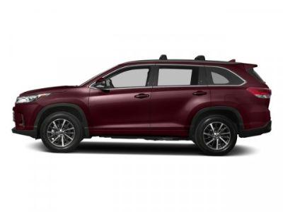 2018 Toyota Highlander XLE (Ooh La La Rouge Mica)