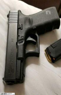 For Sale/Trade: Glock 19c RTF2