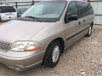 2002 Ford Windstar