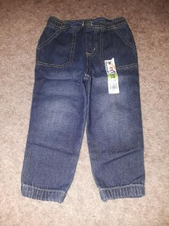 nwt! 24m jeans