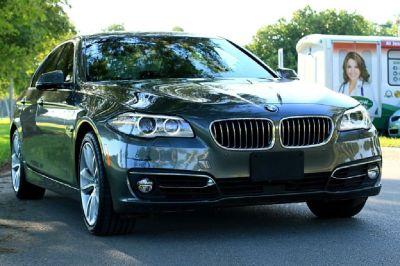 2014 BMW 5-Series Base Sedan 4-Door