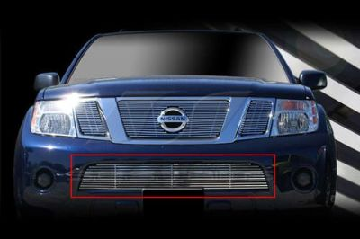 Buy SES Trims TI-CG-184B 08-12 Nissan Pathfinder Billet Grille Bar Grill Chromed motorcycle in Bowie, Maryland, US, for US $154.00