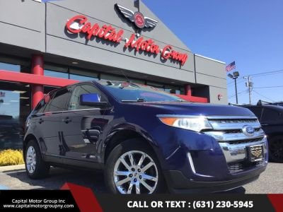 2011 Ford Edge Limited (Blue)