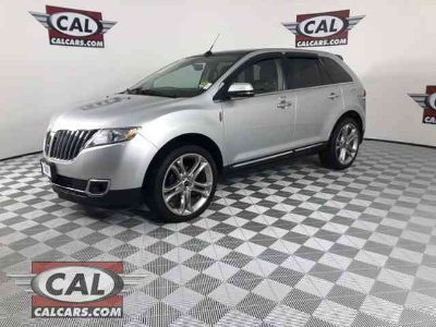 Used 2015 Lincoln MKX SUV