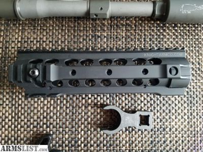 "For Sale: Knights Armament URX 3 8"" Rail and Barrel Nut Tool"