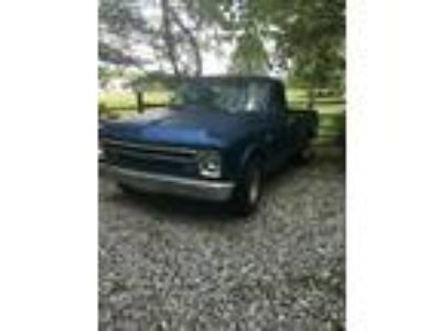 1967 Chevrolet C-10 1967 C10 Truck Long Bed .Disc brakes Runs and Drives Little