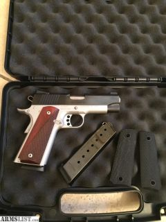 For Trade: KIMBER PRO CARRY II with Night Sights
