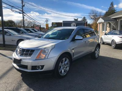 2010 Cadillac SRX Performance Collection (Radiant Silver)