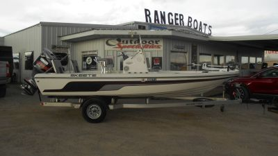2012 Skeeter ZX 20 Bay Saltwater Fishing Boats Boats Eastland, TX