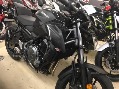 2017 Kawasaki Z650 Sport Motorcycles Corona, CA