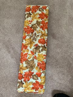 Bolt of fall Fabric