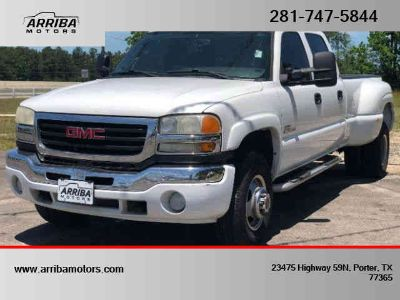 Used 2007 GMC Sierra (Classic) 3500 Crew Cab for sale