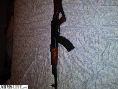 For Sale/Trade: Egyptian Maadi AK47