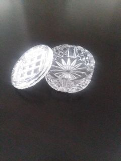 Small Waterford Crystal Candy Dish