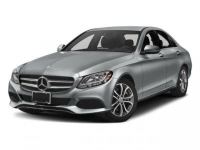 2018 Mercedes-Benz C-Class C 300 (Red)