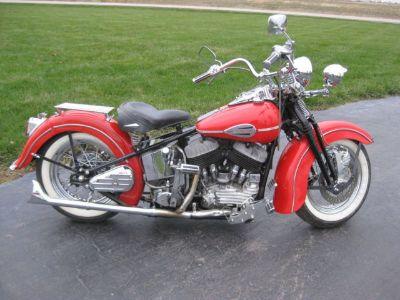 1945 Harley Davidson UL