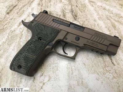 For Sale/Trade: Sig Sauer Scorpion Elite p226 9mm