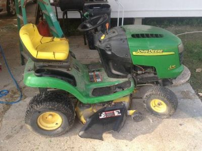 John Deere L110 NOT RUNNING