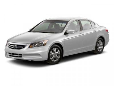 2012 Honda Accord LX-P (Silver)