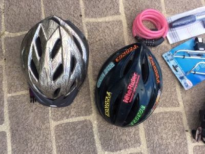 Bike helmets