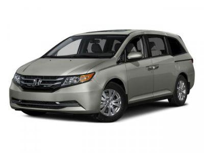 2015 Honda Odyssey EX-L w/DVD (Silver)