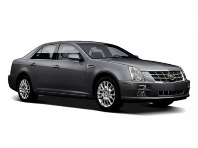 2009 Cadillac STS V8 (Radiant Silver)
