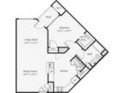This great One BR, One BA sunny apartment is located in the area on Needham St.