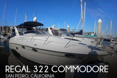 1999 Regal 322 Commodore