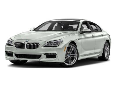 2016 BMW 6-Series 650i (Black Sapphire)