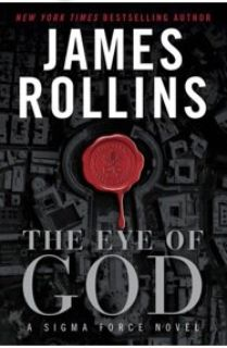 The Eye of God by James Rollins (paperback)