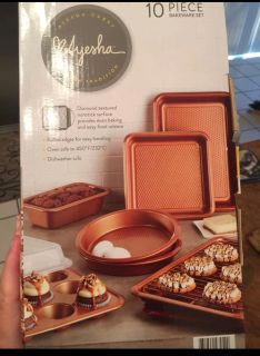 Brand new in box 10 piece baking kit.