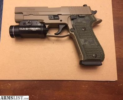 For Sale/Trade: Sig P220 Scorpion
