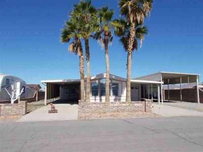 11356 E 34 St Yuma One BR, Really cute home in a 55+