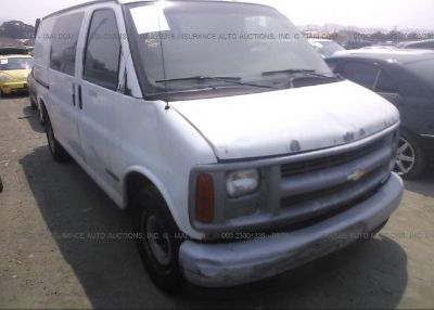 1999 Chevrolet EXPRESS G2500