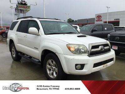 2006 Toyota 4Runner SR5 (Natural White)
