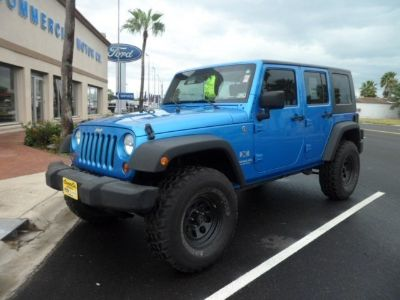 $26,995, 2009 Jeep Wrangler Unlimited X
