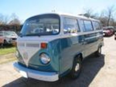 1973 Volkswagen Bus Vanagon Original