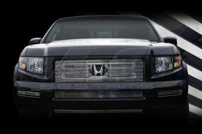 Find SES Trims TI-CG-191A/B 06-08 Honda Ridgeline Billet Grille Bar Grill Chromed motorcycle in Bowie, Maryland, US, for US $385.00