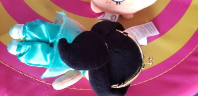 Disney coin purse doll